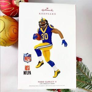 NFL Christmas Ornament